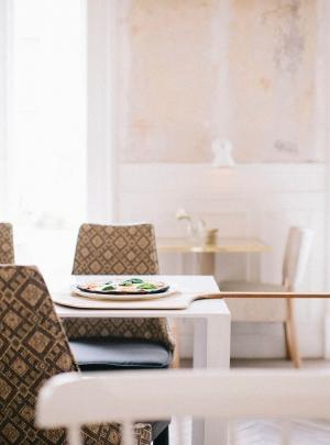 Restaurante con sabor a letras en Loff.it, ABC
