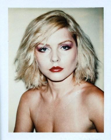 Debbie Harry Polaroids by Andy Warhol, 1980 (4)