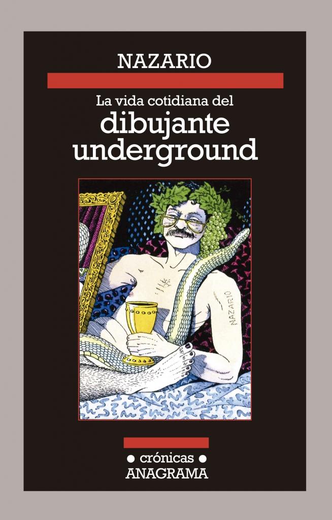 CR111_La vida cotidiana del dibujante underground.indd
