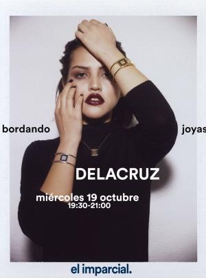 Las joyas de Delacruz y la expo de Lara Lars en Le Garage