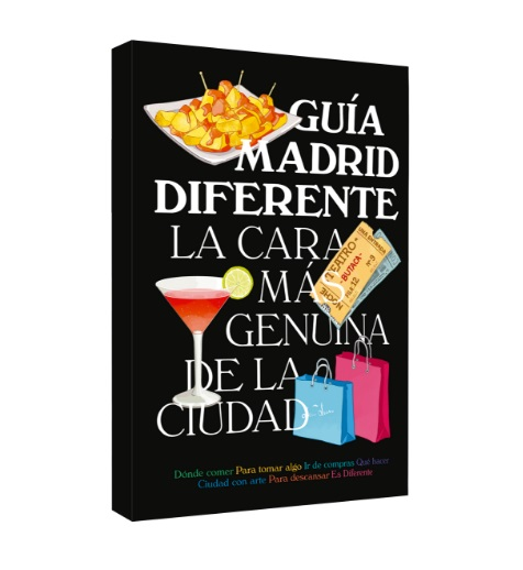 GUÍA MADRID DIFERENTE