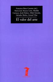 EL VALOR DEL ARTE