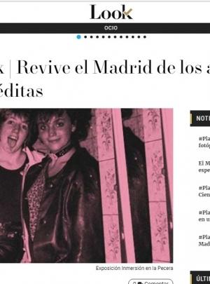 OK DIARIO: Revive el Madrid de los 80 con imágenes inéditas