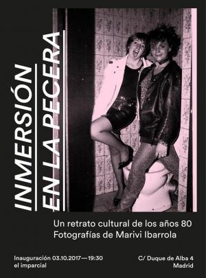 """""""INMERSIÓN EN LA PECERA"""", LA EXPO DE LA FOTÓGRAFA ROCKERA MARIVÍ IBARROLA"""