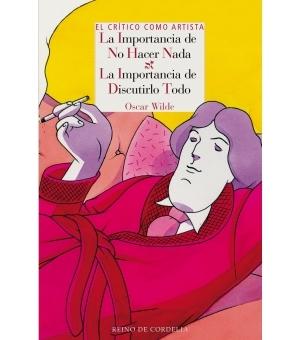 EL CRÍTICO COMO ARTISTA, Oscar Wilde