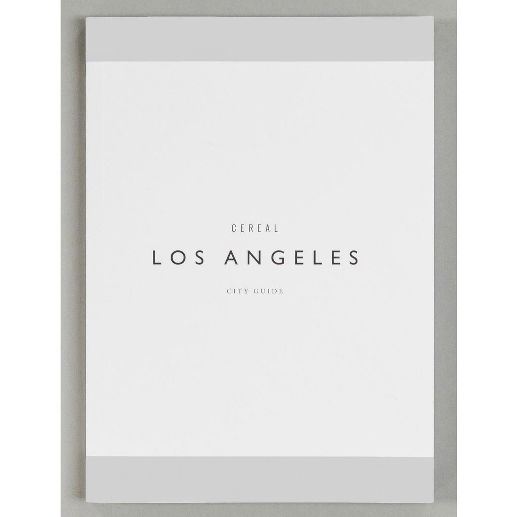 CEREAL LOS ANGELES CITY GUIDE – 11,00€