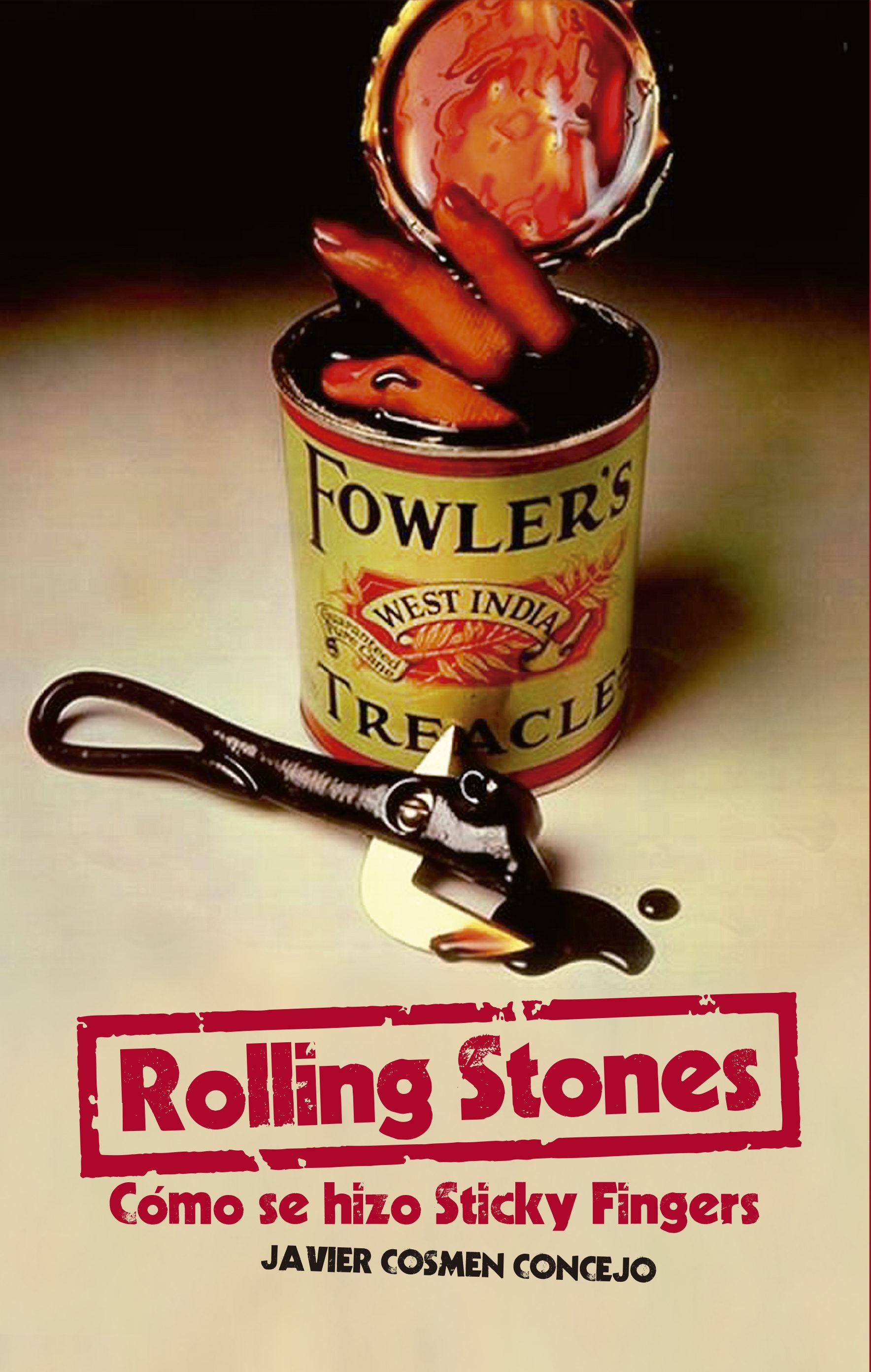 Rolling Stones. Cómo se hizo Sticky Fingers – 16,00€