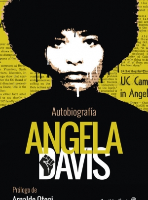 ANGELA DAVIS, Autobiografía – 20,00€