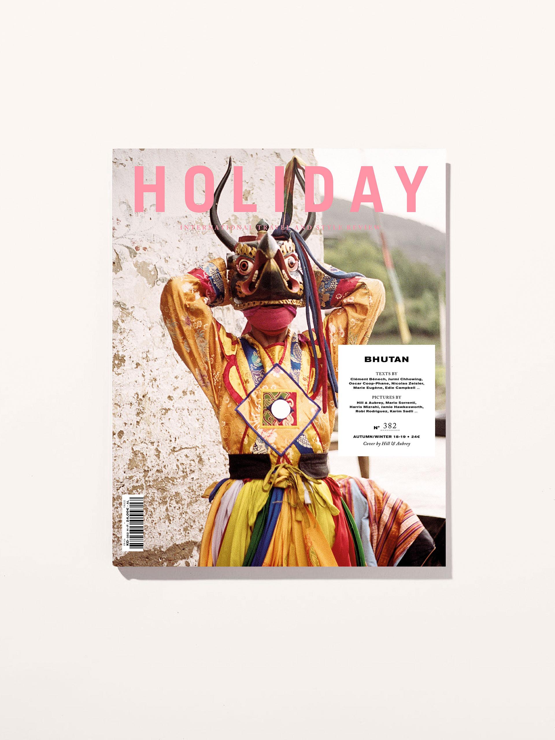 HOLIDAY – 24,00€
