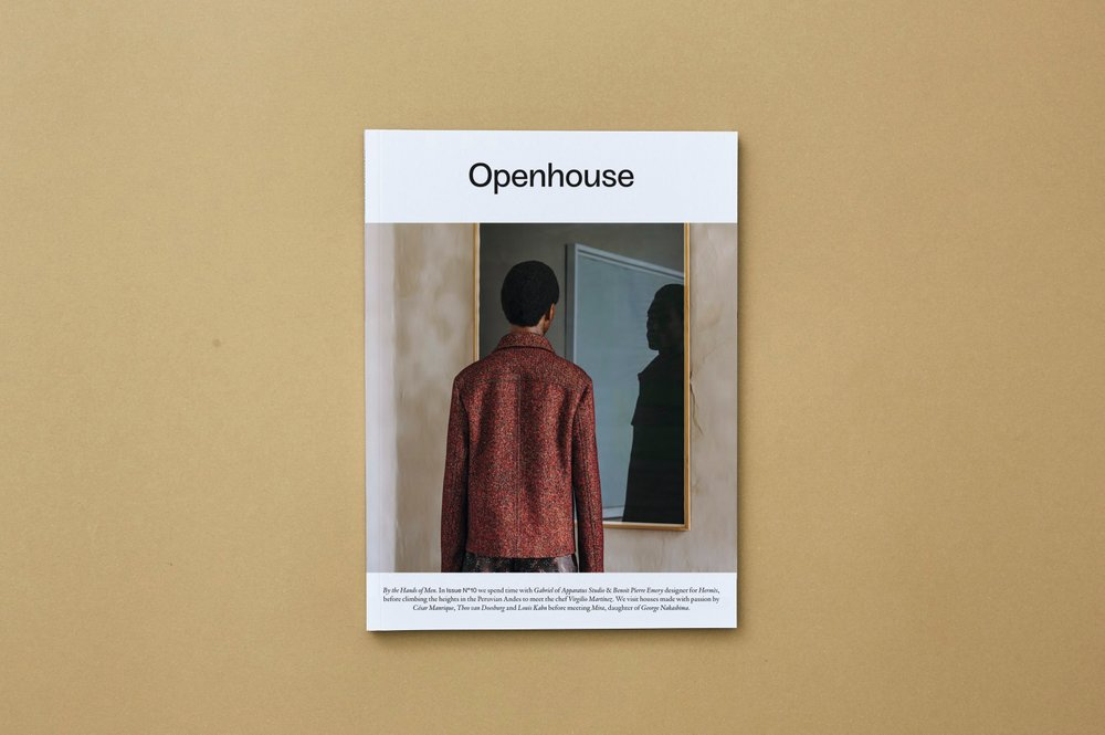 OPENHOUSE issue 10 – 18,00€