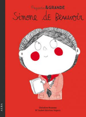 Pequeña y grande Simone de Beauvoir 16€