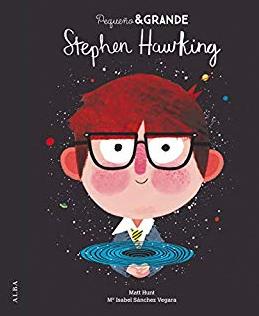 Pequeño y grande Stephen Hawking – 16€