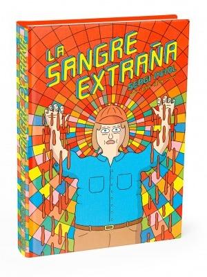 LA SANGRE EXTRAÑA – 19,90 €