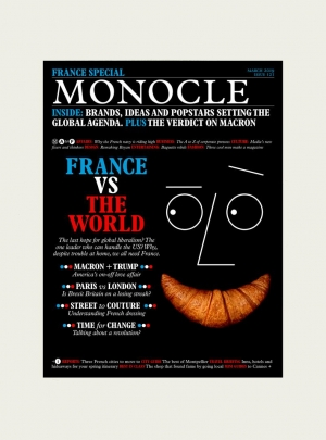 MONOCLE france special 11€