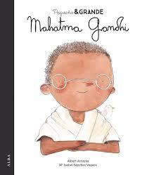 Pequeño y grande Mahatma Gahndi – 16,00€