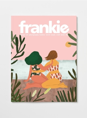 FRANKIE MAGAZINE issue 88 -12,50€