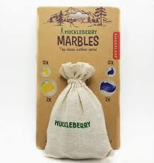 HUCKLEBERRY MARBLES – 7€