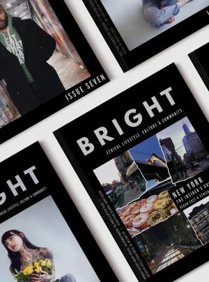 Bright magazine 11,50€