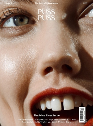 PUSS PUSS issue 9; 16€
