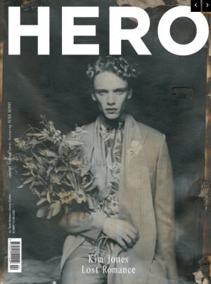 HERO MAGAZINE 13€