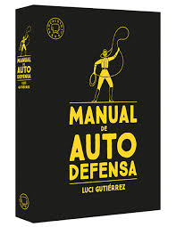 MANUAL DE AUTODEFENSA 19,90€