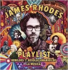 PLAYLIST JAMES RHODES 24,95€