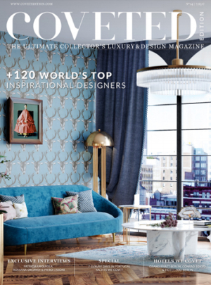 COVETED MAGAZINE 12,99€