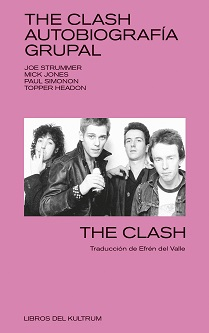 THE CLASH – autobiografía grupal 18,50€
