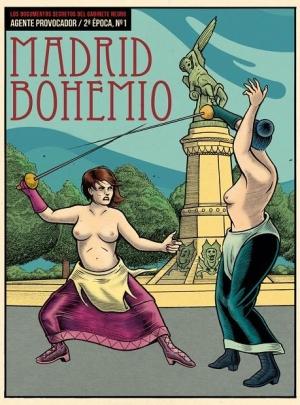 Madrid bohemio 18€