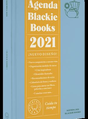 AGENDA BLACKIE BOOKS 2021 19.90€
