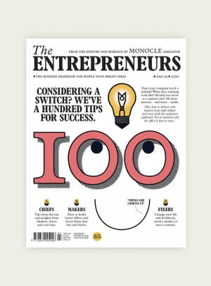 The entrepreneurs monocle 18€