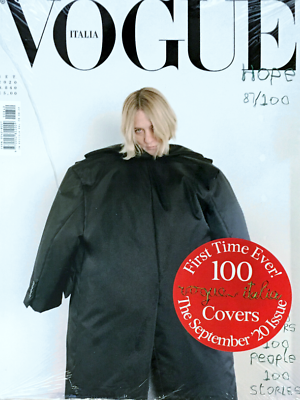 Vogue Italia 7.90€